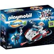 Playmobil 9003 Skyjet s Dr. X a Robotom - Stavebnica