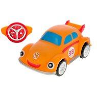 Volkswagen Beetle oranžový - RC auto na diaľkové ovládanie