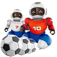 Robot s loptičkou na diaľkové ovládanie, 2 ks + 2 bránky - Robot