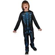 Kostra modrá – chlapec - Detský kostým