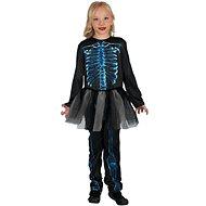 Kostra – dievča - Detský kostým
