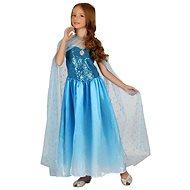 Snehová Kráľovná – malá - Detský kostým