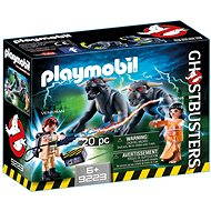 Playmobil 9223 Ghostbusters Venkman a psy - Stavebnica