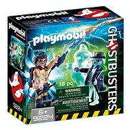 Playmobil 9224 Ghostbusters Spengler a duch - Stavebnica