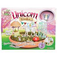 My Fairy garden – Jednorožcova záhradka - Kreatívna súprava
