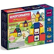 Magformers Wow House - Magnetická stavebnica