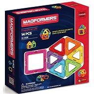 Magformers Magformers 14 - Magnetická stavebnica