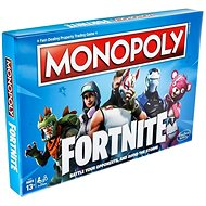 Monopoly Fortnite EN - Spoločenská hra