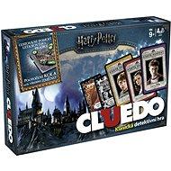 Cluedo Harry Potter CZ - Spoločenská hra