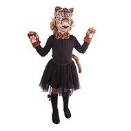 Kostým leopard s príslušenstvom 5 ks - Detský kostým