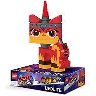 LEGO Movie 2 Angry Kitty baterka - Figúrka
