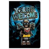 LEGO Movie 2 Batman – zápisník - Zápisník