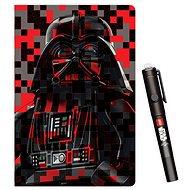 LEGO Star Wars Zápisník s neviditeľným perom - Zápisník