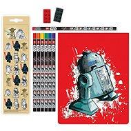 LEGO Star Wars Stationery Súprava so zápisníkom - Školská súprava