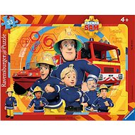 Puzzle Ravensburger 061143 Požiarnik Sam - Puzzle