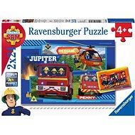 Ravensburger 078264 Požiarnik Sam Poďme hasiť - Puzzle