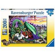 Ravensburger 126552 Kráľovná drakov - Puzzle