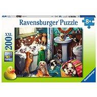 Ravensburger 126675 Psí kúpeľ - Puzzle