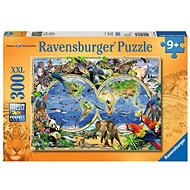 Ravensburger 131730 Svet zvierat - Puzzle