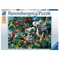 Ravensburger 148264 Koaly na strome - Puzzle
