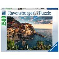 Ravensburger 162277 Pohľad na Cinque Terre - Puzzle