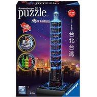Ravensburger 111497 Taipei (Nočná edícia) - Puzzle