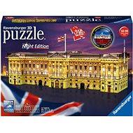 Ravensburger 125296 Buckinghamský palác (Nočná edícia) - Puzzle