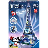 Ravensburger 125708 Mickey & Minnie Eiffel Tower - Puzzle