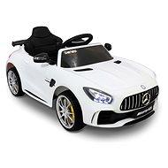 Mercedes-Benz GTR bílé - Detské elektrické auto