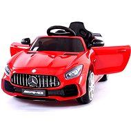 Mercedes-Benz GTR červené - Detské elektrické auto