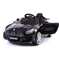 Mercedes-Benz GTR čierne - Detské elektrické auto