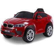 BMW X6M NEW – jednomiestne, červené lakované - Detské elektrické auto