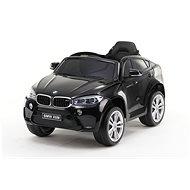 BMW X6M NEW – jednomiestne, čierne - Detské elektrické auto