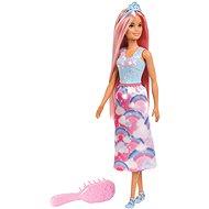 Barbie Dlhovláska s hrebeňom - Bábika
