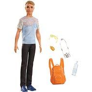 Barbie Ken cestovateľ - Bábika