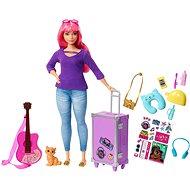 Barbie Cestovatelka s kytarou