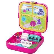 Polly Pocket Pidi svet v krabičke Lil princess pad - Bábika