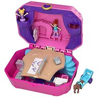 Polly Pocket Pidi svet do vrecka Tiny twirlin music box - Bábika