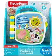 ee8f3b72f Fisher-Price Počítanie so zvieratkami CZ - Didaktická hračka