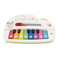 Fisher-Price Hudobné piano so svetlami CZ - Interaktívna hračka