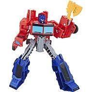 Transformers Cyberverse bojovník Optimus Prime - Figúrka