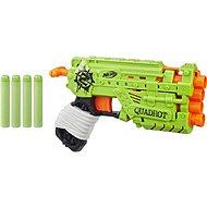 Nerf Zombie Strike Quadrot - Detská pištoľ