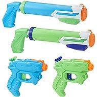 Nerf SuperSoaker Floodtastic 4 ks blasterov - Vodná pištoľ