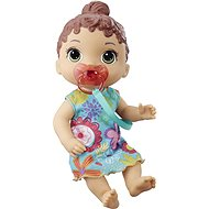 Baby Alive Tmavovlasá plačúca bábika - Bábika