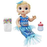 Baby Alive Blond morská panna - Bábika