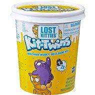 Lost Kitties Box prekvapenie Kit Twins - Sada figúrok