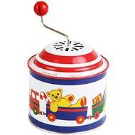 Lena Hrajúca skrinka s detskými motívmi - Hudobná hračka