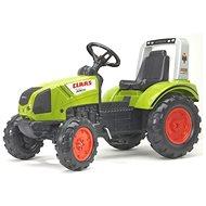 Traktor zelený  - Šliapací traktor