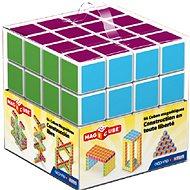 Geomag Magicube Free building 64 - Magnetická stavebnica