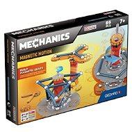 Geomag Mechanics motion 86 - Magnetická stavebnica